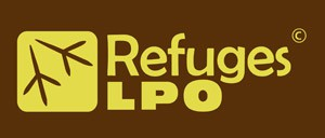 LogoRefugesLPO-MarronVert
